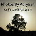 Photos By Aerykah: God's World As I See It